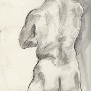 Pat Ellacott Life Drawing